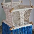 Macrame Baby Swing Chair