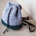 Macrame Crochet Bag