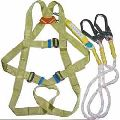 Full Body Safety Harness With Double Rope