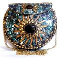 Hand clutch Mosaic Bags purse