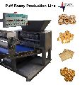 Puff Pastry Production Line Machine