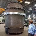 Tilting Rotary Furnace for Aluminum Melting