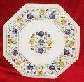 Marble Inlay Pietar Dura Table Top