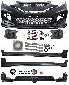 Honda Jazz New Mugen RR Sports Style Body Kit (Premium Car Accessories - DKD)