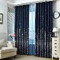 Modern Printed Curtains
