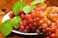 Fresh Brown Grapes