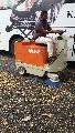 Battery Operated Ride on Sweeper