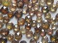 rose Cut-chakari Diamonds