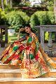 Golden Kanchipuram Silk Sarees