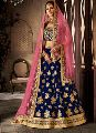 Nakkashi Stylish Bridal Lehenga