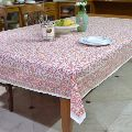 Hand Printed Toy World Tablecloth