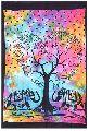 Mandala Tree Printed Tapestry