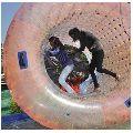 Zorbing Roller Inflatable Balloon