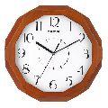 Wooden Analog Clock