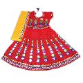 Kids Cotton Gujarati Chaniya Choli