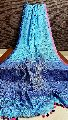 Soft cotton Kota weave temple silk border saree