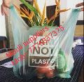 Corn Starch Compostable Carry Bags