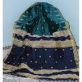Temple Border Silk Cotton Saree
