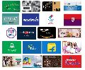 Gift cards ALL BRANDS