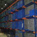 Metal Drive Storage Rack