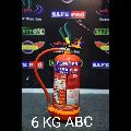 6 Kg ABC Type Fire Extinguisher