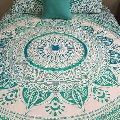 Indian Mandala Tapestry Wall Hanging Beach Throw Tapestries
