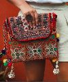 Indian Mirror Work Banjara bag patchwork bags vintage bags