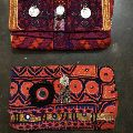 MIRRORWORK BANJARA COIN EVENING CLUTCH BAG