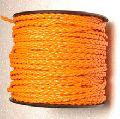 Orange Leather Cord