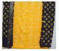 Aambadal Design Bandhani Dress Material