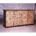 Industrial Indian solid mango wood cabinet