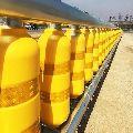 EVA Safety Roller Barrier Durasafe Road Safety Highway Equipment