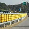 Road Barrier Anti-Collision Proof Safety Roller Barrier