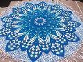 Mandala Blanket Throw