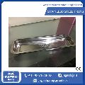 Food Serving Stainless Steel Mess Tray