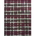 Checkered Acrylic Fabric