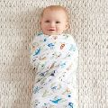 Baby Swaddle Blanket Muslin Wrap