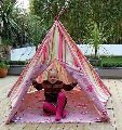 Canvas Tipi Children Tent