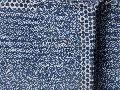 Handmade Patchwork Block Print Cotton Bedspread
