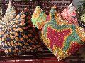 Vinatge Kantha Cushion Covers