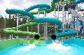 Tube Water Slide