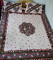 Mithila Hand Painted Cotton Bed Sheets