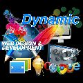 Dynamic Website Development Service