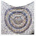 Indian Mandala Tapestry
