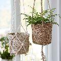 Macrame Hanging Basket Pot Holders