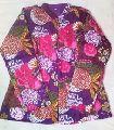 Womens Vintage Art Jacket