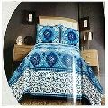 bed spread 100% indian cotton bed cover bedspread sheet