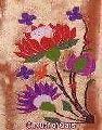 Lotus brocade Paithani