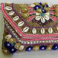Designs Hand Embroidered Clutch Bag