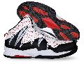 Heat Red Basketball Shoes